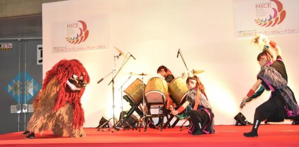 沖縄MICEの魅力が一堂に ~ コンテンツショー盛況のうちに幕