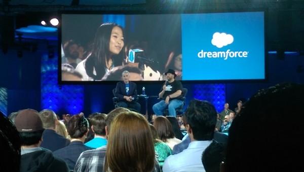 世界最大級規模の企業主催イベントDreamforceに行ってきた