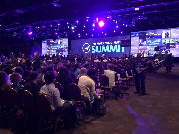 明日のマーケターはどうあるべきか? − Marketo Nation Summit 2016 参加レポート