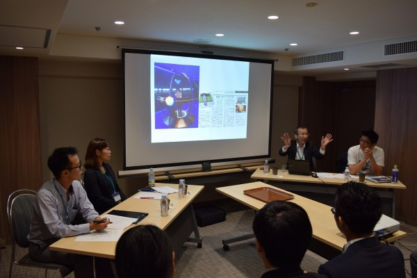 SNSの拡散とリアルが融合するイベントの意義説明  〜つながりサミット(日本コンベンション協会)