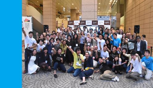 世界を変える人へ届け![SAMURAI ISLAND EXPO'17]ーー特集みんなの集客