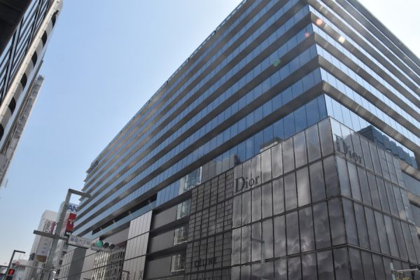 GINZA SIX   写真で見る商業施設