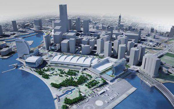 パシフィコ横浜に2020年春、 国内最大規模の多目的ホール等を有するMICE施設が誕生