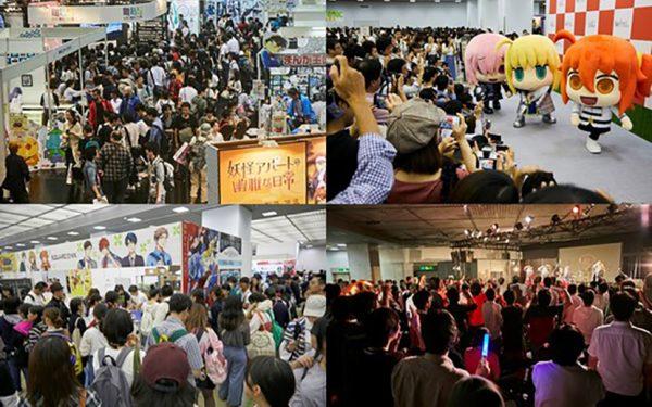 出展社81社・総来場者34,058人を動員 『京都国際マンガ・アニメフェア2017』 熱気に包まれ、6年目も大盛況のうちに閉幕