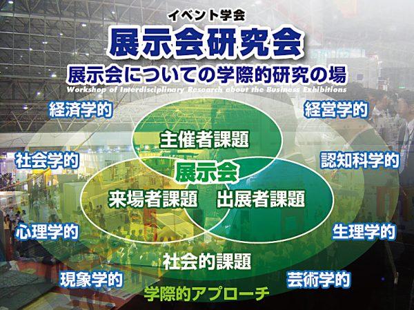 展示会研究会が初セミナー  〜イベント学会