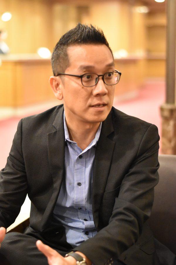 保護中: シンガポール開催呼びかけ   〜 SECBのアンドリュー・プア氏が日本の主催者に