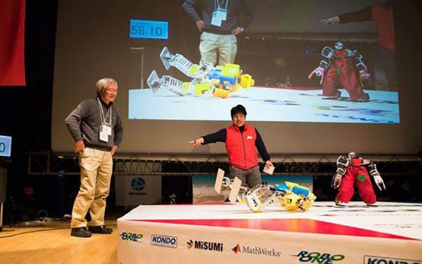 台湾・カナダ・チリなど海外チームも参加 二足歩行ロボット格闘技イベント 9/22~23 横浜で開催