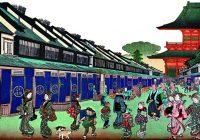 門前町から和顔愛語のおもてなし  落語・講談、屋台・縁日ほか多数の江戸文化を体験! 築地、音羽護国寺、浅草にて