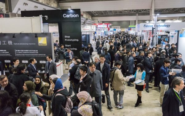 """国内初上陸!""""TCT Japan 2019""""開幕 -3Dプリンティング&AM技術の総合展-"""