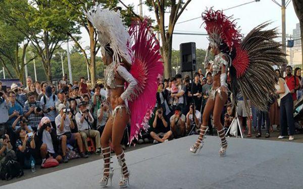 本場ブラジルのサンバ&アフリカ・アメリカ・カリブ文化を満喫! ダンス等ステージプログラムや、各国の美食フードが一堂に集う @代々木公園 9/7~8日開催