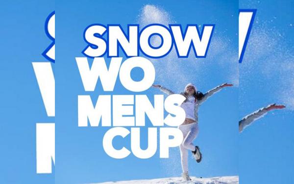 軽井沢で女性現役アスリート参加のスキーイベント 「SNOW WOMEN'S CUP」が3月20日(水)~21日(木)に開催