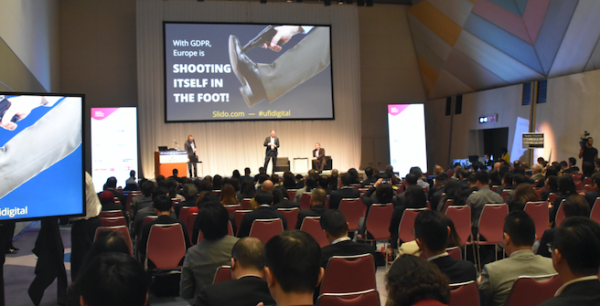 デジタルが左右する展示会産業のゆくえ ――UFI Asia Pacific Conference 2019 講演6「デジタル・ディベート」