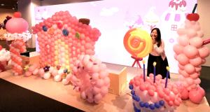 甘かわいいスポットが東京ソラマチに 〜RAINBOW SWEETS LAND 〜