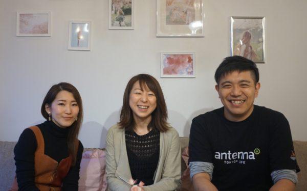 antenna* presents「インドア花見でコーヒーマリアージュ体験!supported by UCCドリップポッド」イベントレポート