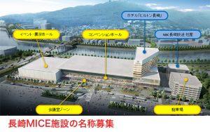 長崎市がMICE施設の名称募集 交流拠点 長崎駅に隣接