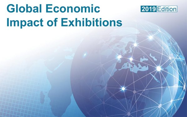 UFIが展示会の経済効果発表<br> – 日展協が翻訳資料を提供
