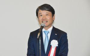 JCMA 代表理事に就任した 日本コンベンションサービス 代表取締役近浪弘武氏