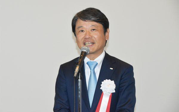 コンベンション協会代表理事に近浪弘武氏