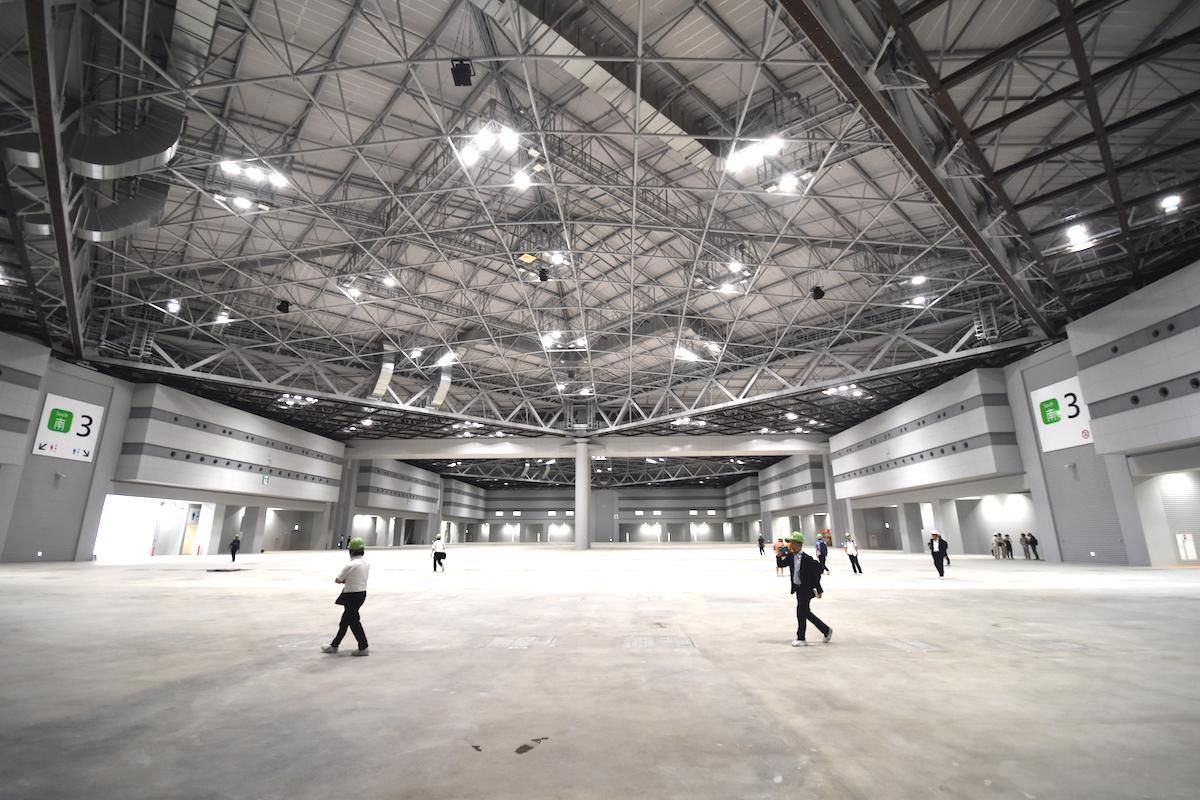 東京ビッグサイト南展示ホールが初披露 | 月刊イベント ...