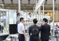 新生「JAPAN PACK 2019」、日本包装産業展と総合展へ進化〜計量から協調ロボによる試食提供までラインでみせるコーナー企画も