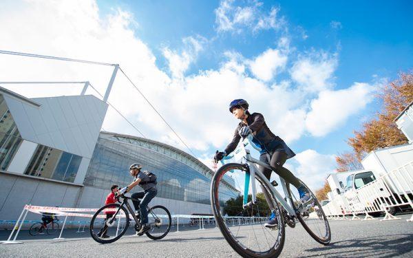 ソトアソビをテーマに11月2日から開催 〜CYCLE MODE international 2019