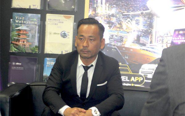 日本の文化を生かしたIRができるのは和歌山だけ <br> サンシティグループのアルヴィン・チャウCEOが会見