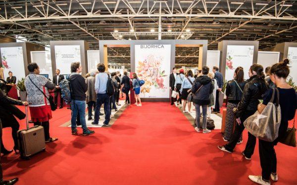 「ビジョルカ・パリ」360度のビジョンで4つの世界観を魅せる