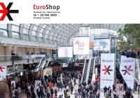 3年に1度の国際店舗設備・販売促進機材展「EuroShop」、日本からは6社が出展