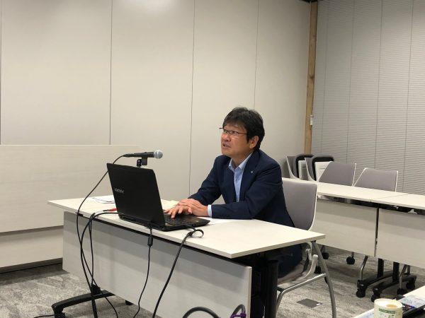 日本コンベンション協会がZoomで総会