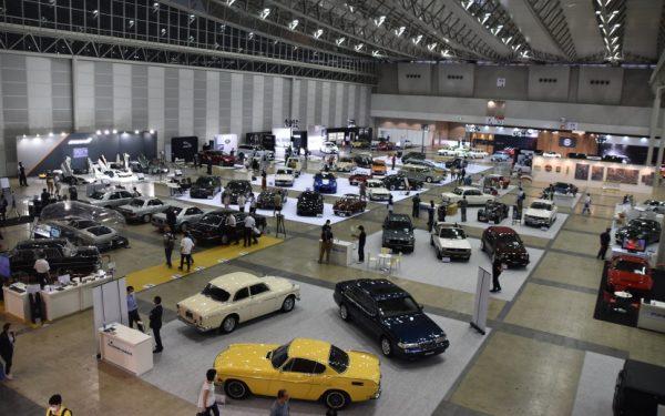 [現地レポート] 幕張メッセでも大型展示会が再開「AUTOMOBILE COUNCIL 2020(オートモビル カウンシル 2020)」