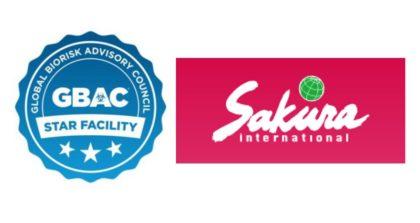 施設の国際衛生基準GBAC STAR認証の日本代理店取得 ーー サクラインターナショナル