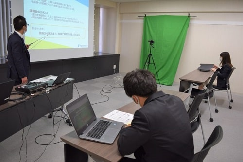 オンライン対応へ、イベント施設運営のマックスパートが全社員対象に講習会