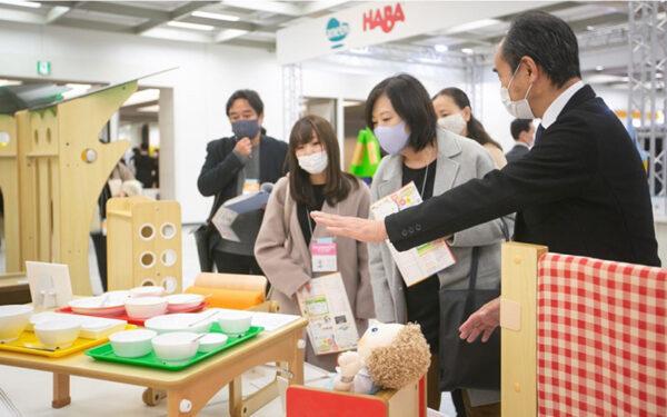 保育博が浜松町館に会場を変え、12月に開催