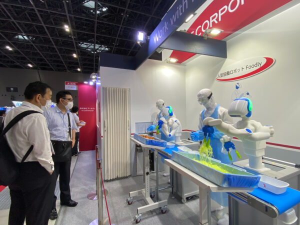 「FOOMA JAPAN 2021」Aichi Sky Expo全館使用し開幕